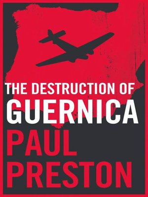 cover image of The Destruction of Guernica