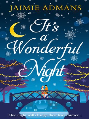 cover image of It's a Wonderful Night