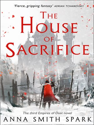 cover image of The House of Sacrifice