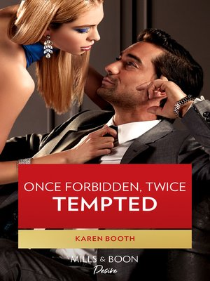 cover image of Once Forbidden, Twice Tempted