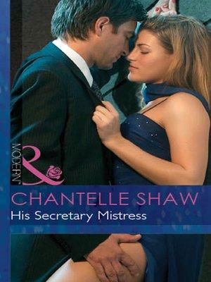 cover image of His Secretary Mistress