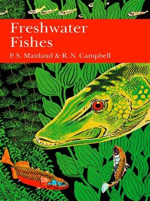 cover image of British Freshwater Fish