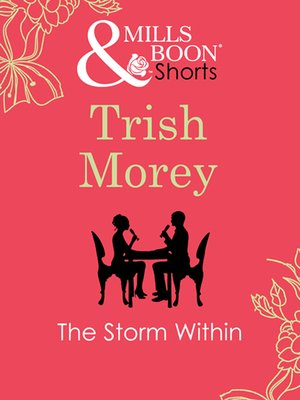 cover image of The Storm Within