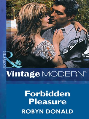 cover image of Forbidden Pleasure
