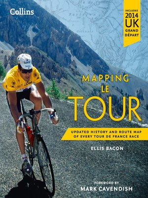cover image of Mapping Le Tour