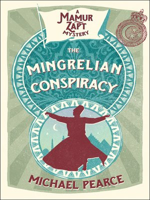 cover image of The Mingrelian Conspiracy