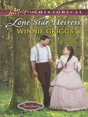 cover image of Lone Star Heiress