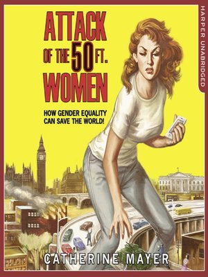 cover image of Attack of the 50 Ft. Women