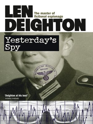 cover image of Yesterday's Spy