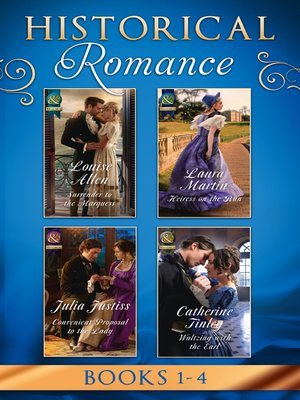 cover image of Historical Romance March 2017 Book 1-4
