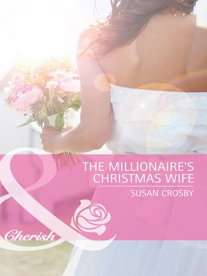 cover image of The Millionaire's Christmas Wife