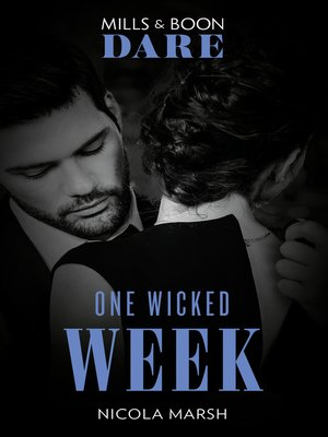 cover image of One Wicked Week
