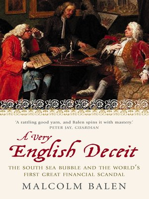 cover image of A Very English Deceit