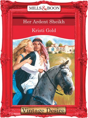 cover image of Her Ardent Sheikh