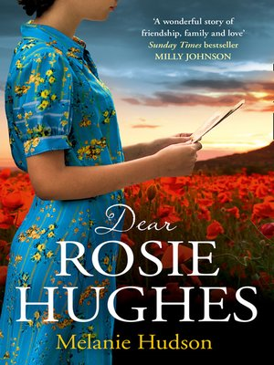 cover image of Dear Rosie Hughes