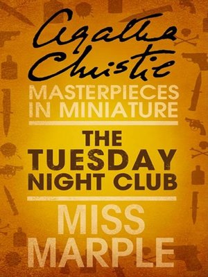 cover image of The Tuesday Night Club