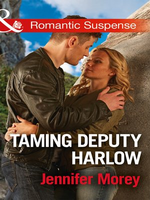 cover image of Taming Deputy Harlow