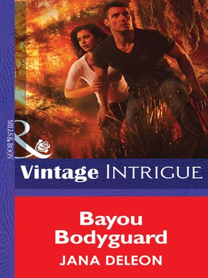 cover image of Bayou Bodyguard