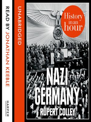 cover image of Nazi Germany