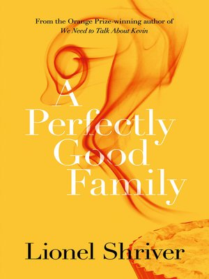 cover image of A Perfectly Good Family