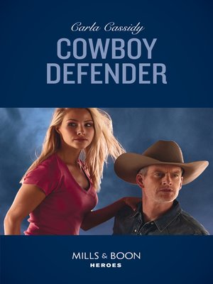 cover image of Cowboy Defender