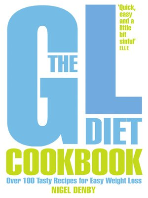 cover image of The GL Diet Cookbook