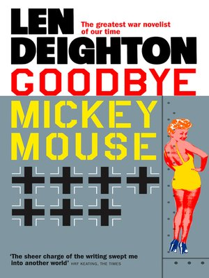 cover image of Goodbye Mickey Mouse