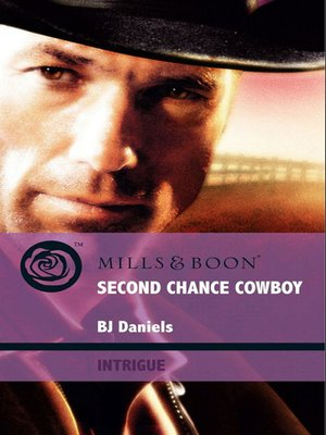 cover image of Second Chance Cowboy