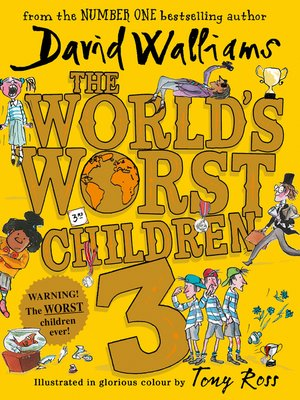 cover image of The World's Worst Children 3