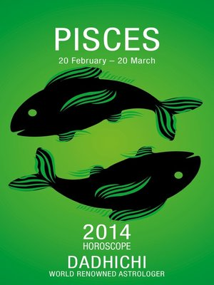 cover image of Pisces 2014