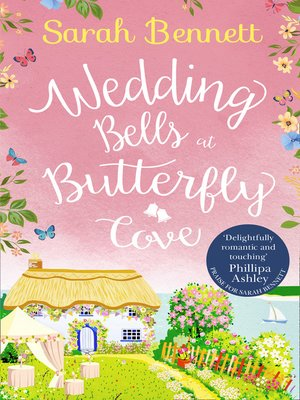 cover image of Wedding Bells at Butterfly Cove