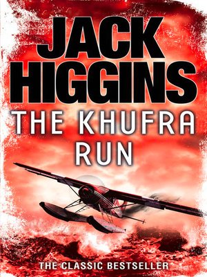 cover image of The Khufra Run