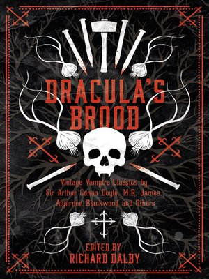 cover image of Dracula's Brood