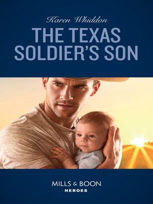 cover image of The Texas Soldier's Son