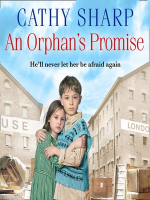 cover image of An Orphan's Promise (Button Street Orphans)