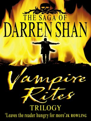 cover image of Vampire Rites Trilogy