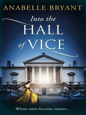 cover image of Into the Hall of Vice