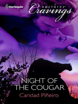 cover image of Night of the Cougar