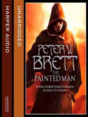 cover image of The Painted Man