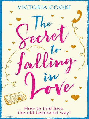cover image of The Secret to Falling in Love