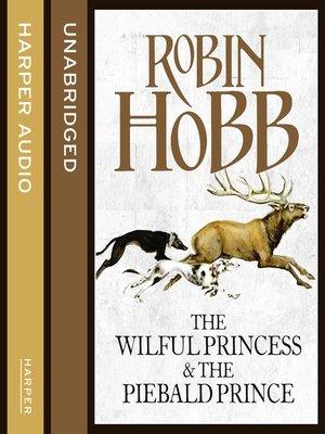 the wilful princess and the piebald prince epub