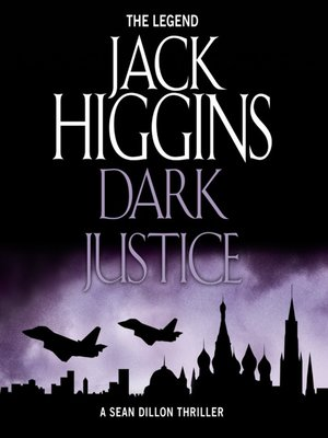 cover image of Dark Justice