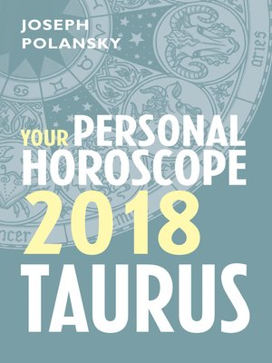 cover image of Taurus 2018