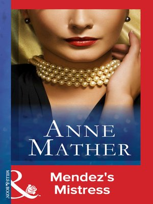 cover image of Mendez's Mistress