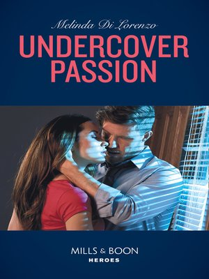 cover image of Undercover Passion