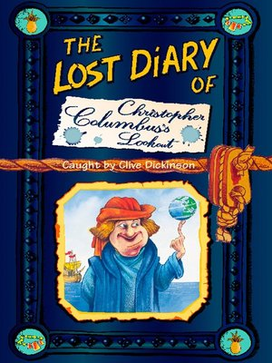 cover image of The Lost Diary of Christopher Columbus's Lookout