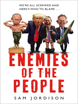 cover image of Enemies of the People