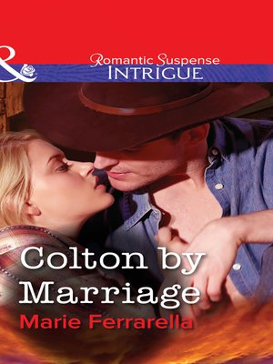 cover image of Colton by Marriage