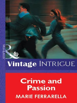 cover image of Crime and Passion