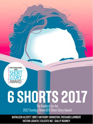 cover image of Six Shorts 2017